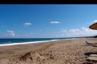 Hotel Apollonia Beach - Plaża hotelowa
