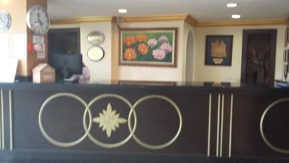 Recepcja Hotelu Krizantem