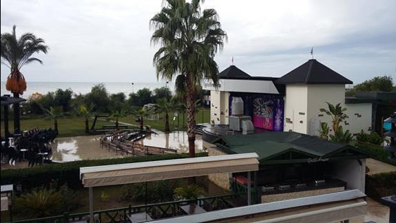 Scena Hotelu Lyra Resort