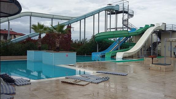 Aquapark Hotelu Lyra Resort