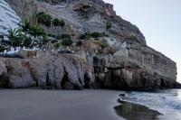 Playa de Taurito - Hotelowa plaża