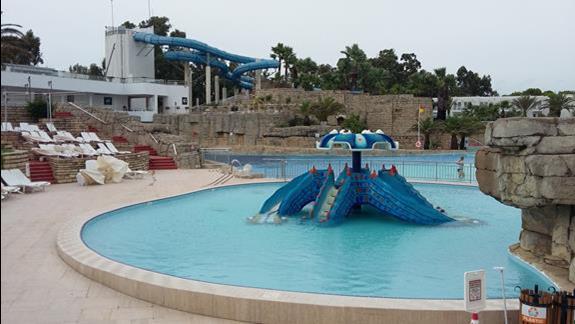 Baseny Hotelu Otium Seven Seas