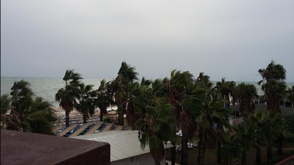 Plaża Hotelu Otium Seven Seas