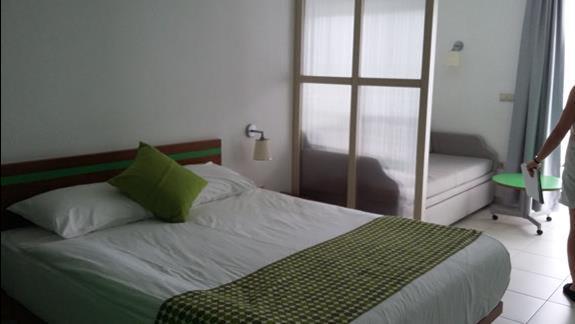 Pokój standardowy Hotelu Otium Seven Seas