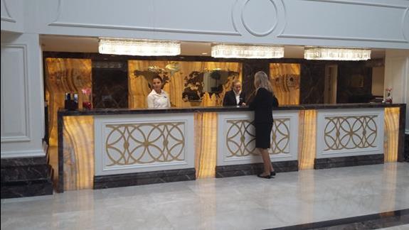 Recepcja Hotelu Bellis Deluxe