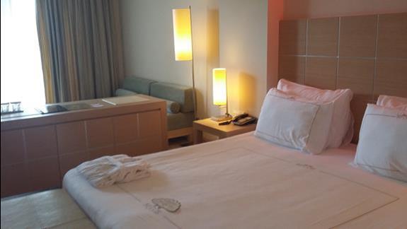 Pokój w budynku głównym  Hotelu Bellis Deluxe