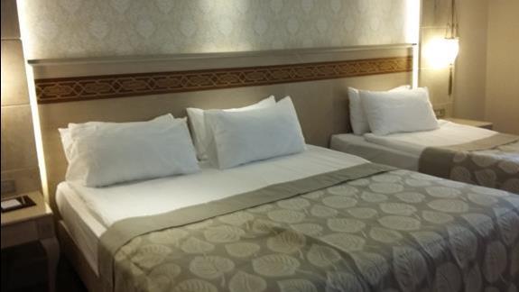 Pokój deluxe Hotelu Gural Premier