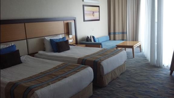 Pokój standardowy deluxe Hotelu Susesi Luxury Resort