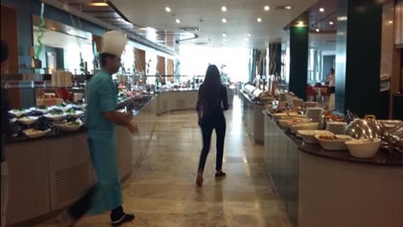 Restauracja  Hotelu Sherwood Dreams Resort