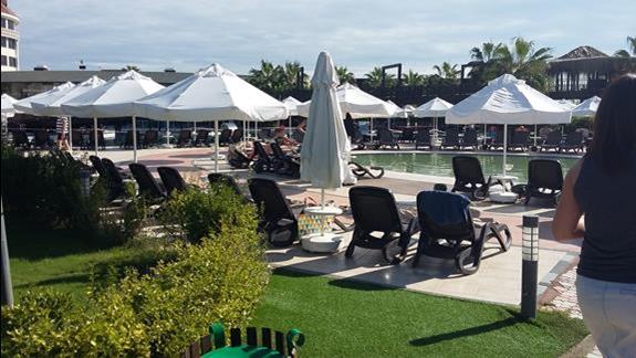 Basen  Hotelu Sherwood Dreams Resort