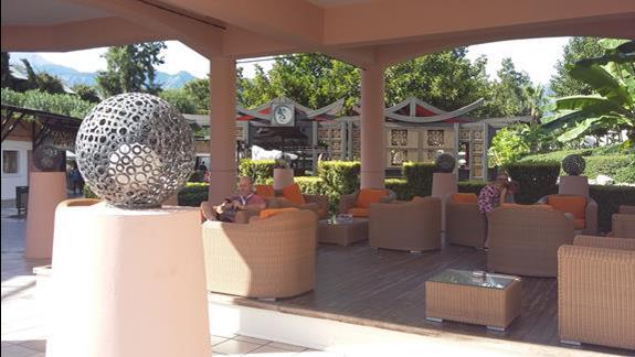 Taras Hotelu Limak Limra