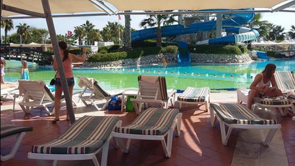 Zjeżdżalnie Hotelu Limak Limra