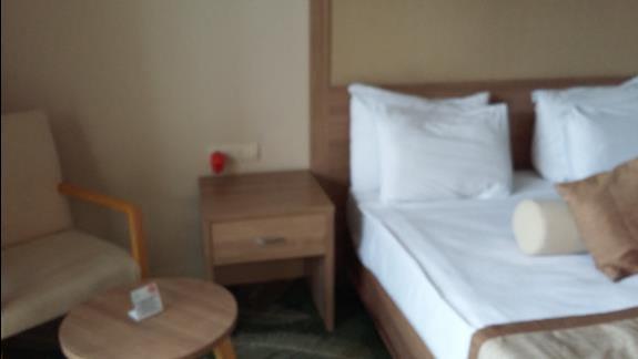 Pokój standardowy  Hotelu Otium Eco Club Side