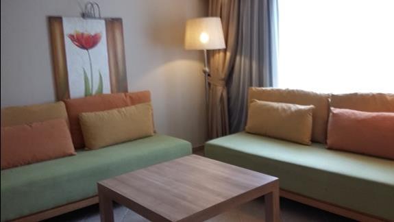Pokój rodzinny w Vilii   Hotelu Otium Eco Club Side