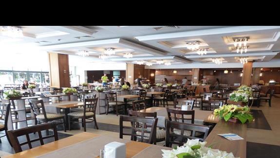 Restauracja w hotelu Izola Paradise