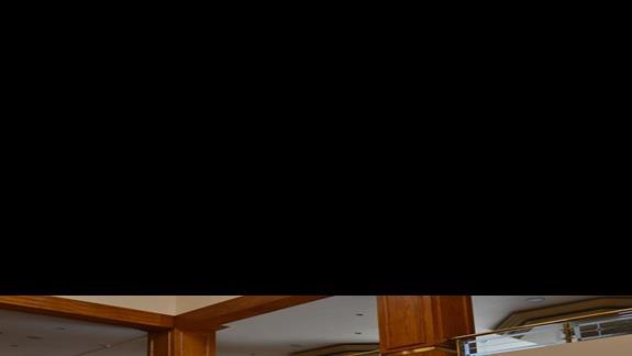 hall do hotelu Le Pacha Resort