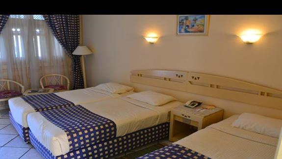 pokój standardowy do hotelu Le Pacha Resort