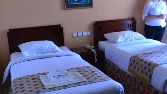 pokój standardowy w hotelu Sunrise Holidays