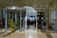 Hotel Cleopatra Luxury Resort - wejście do hotelu Cleopatra Luxury Makadi
