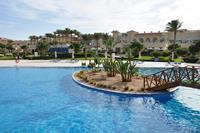 Hotel Cleopatra Luxury Resort - basen w hotelu Cleopatra Luxury Makadi