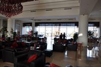 Hotel Cleopatra Luxury Resort - hall w hotelu Cleopatra Luxury Makadi