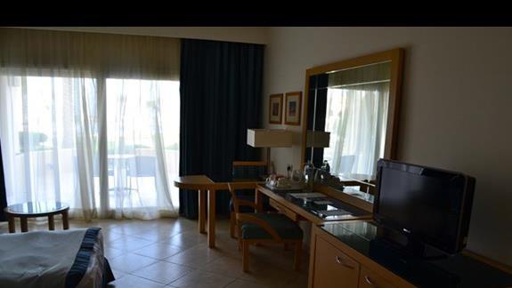 pokój standardowy w hotelu Cleopatra Luxury Makadi