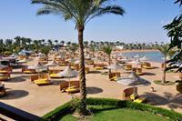 Hotel Desert Rose Resort - widok z balkonu pokoju club suites sea view rooms w hotelu Desert Rose