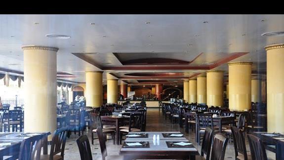 restauracja w hotelu Festival Le Jardin