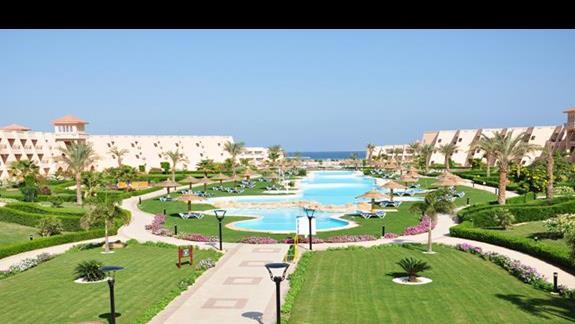 baseny w hotelu Jasmine Palace