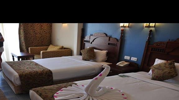 pokój standardowy w hotelu Jasmine Palace