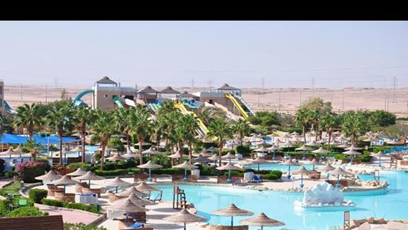 Aquapark w hotelu Titanic Resort&Aquapark