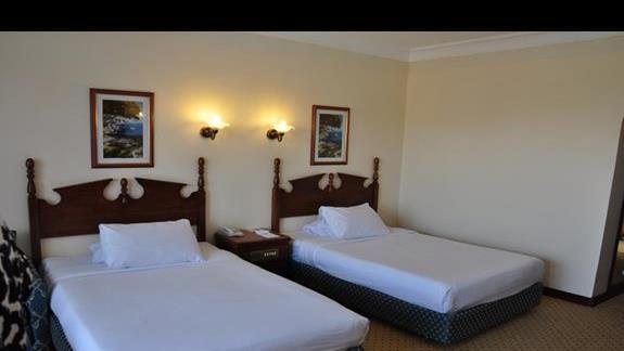 pokój standardowy w hotelu Titanic Resort&Aquapark