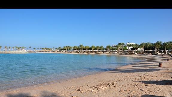 plaża w hotelu Lillyland Beach Club Resort