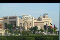 Hotel Sentido Mamlouk Palace Resort & Spa - widok od frontu hotelu Sentido Sunrise Mamlouk Palace