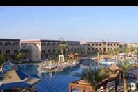 Hotel Sentido Mamlouk Palace Resort & Spa - widok z pokoju w hotelu Sentido Sunrise Mamlouk Palace