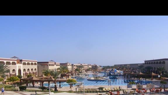 baseny w hotelu Sentido Sunrise Mamlouk Palace