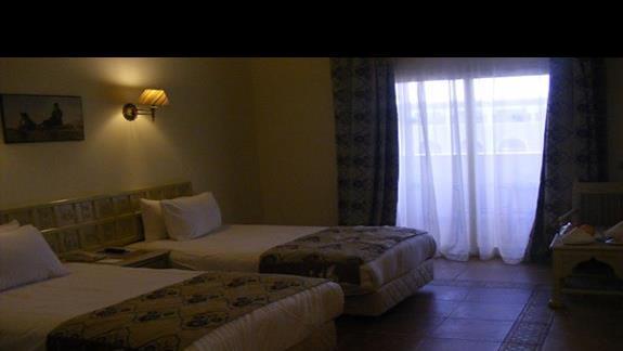 pokój standardowy w Sentido Sunrise Mamlouk Palace
