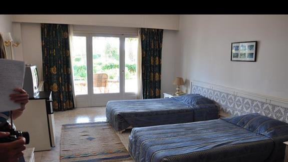 pokój standardowy w hotelu Lotus Bay Resort&Spa