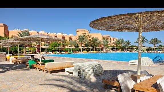 basen olimpijski w hotelu Three Corners Sunny Beach