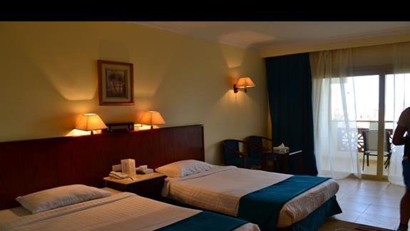 pokój standardowy w hotelu Serenity Makadi Beach.j