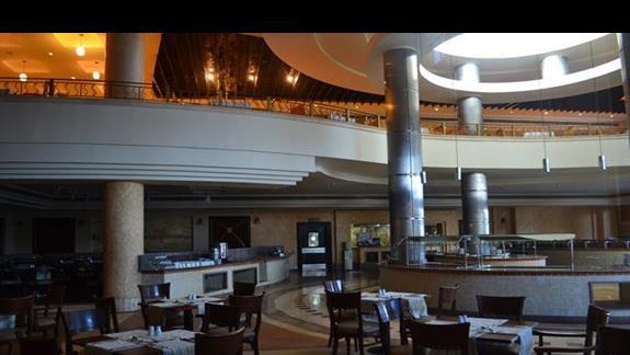 restauracja w hotelu Serenity Makadi Beach.j