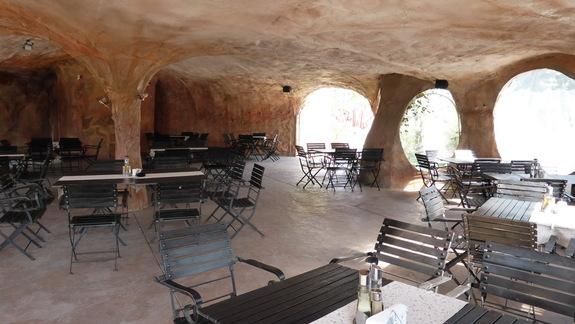 Bar w hotelu Kotva