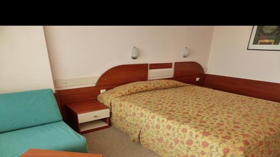 Pokój w hotelu Burgas Beach