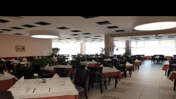 Restauracja w hotelu Burgas Beach