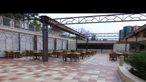 Bar w hotelu Grifild Bolero