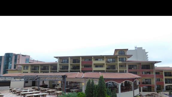 Hotel hotelu Grifild Bolero