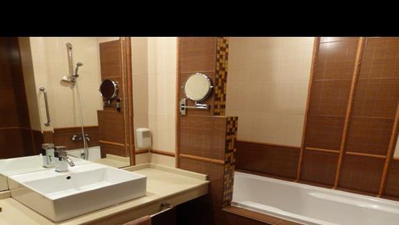 Łazienka w hotelu Grifild Bolero