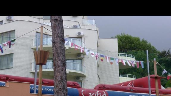 Human Soccer w hotelu Grifild Bolero