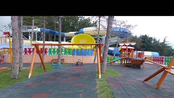 Plac zabaw w hotelu Grifild Bolero