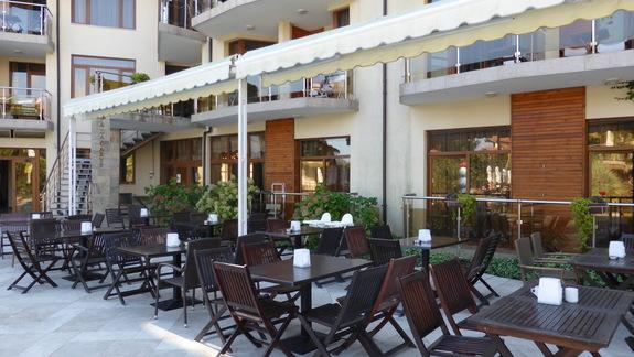Restauracja w hotelu Laguna Beach